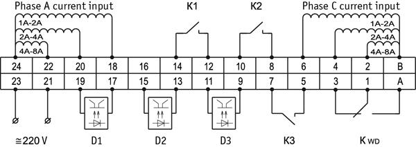 RZL-03.100 - wiring