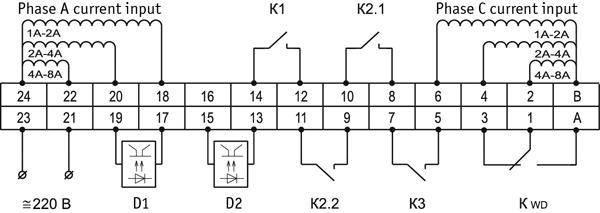 RZL-03.104 - wiring
