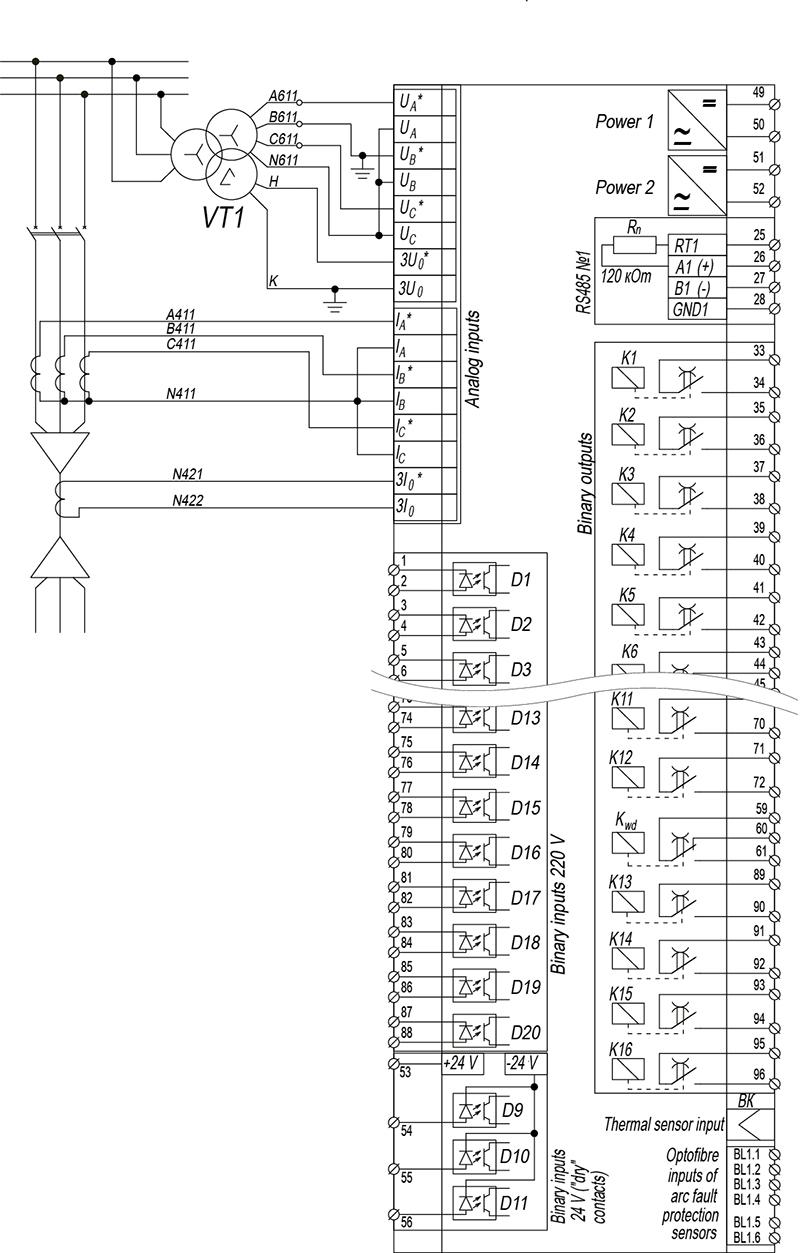 RZL-05.DP-13 - wiring diagram