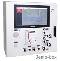 SCADA - demo box