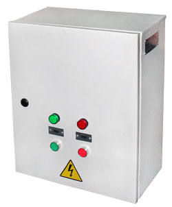 SUZD-ТЕ - Control Stations of Motor Protection