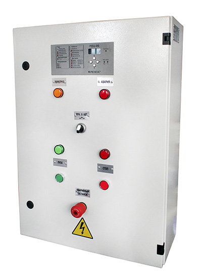 SUZD - control stations of motor protection
