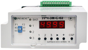 УРЧ-3М-C - реле частоты