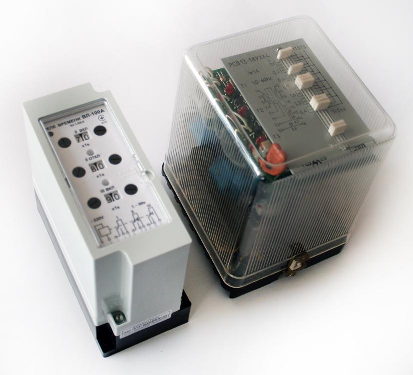 ВЛ-100А и РСВ13