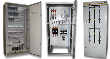 Relay Protection and Remote Control Cabinets